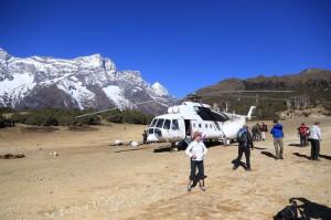 Helikopter Landeplatz