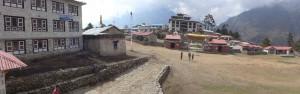 Kloster in Tengboche auf 3.860m