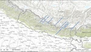 8000er Bereich Nepal und China
