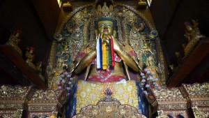 Gebetsstätte Stupa Bodnath