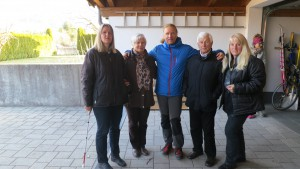 Andy mit Familie (Foto: Sabine Holzer)