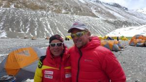 Luis Stitzinger mit Andy Foto: Florian Brunner