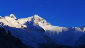 Mt. Everest -  Die Natur ist stärker
