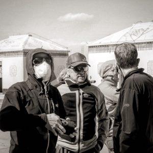 Am Passübergang Gyatso La (Foto Daniel Kopp)