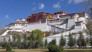 Der Potala Palast in Lhasa (Foto Wolfgang Klocker)