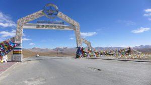 Passübergang Gyatso La auf 5260m (Foto Wolfgang Klocker)