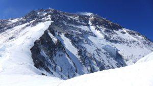Blick vom Nordsattel in Richtung weiterem Aufstieg zum Gipfel (Foto Wolfgang Klocker)