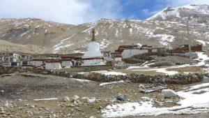 Rongpuk Kloster (Foto Wolfgang Klocker)
