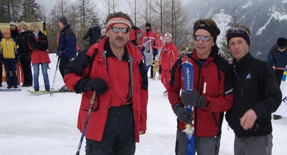 Skitourenrennen Bad Gastein