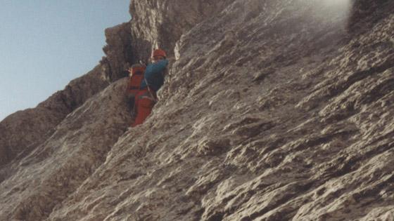 Klettern Teplitzer Vorstieg