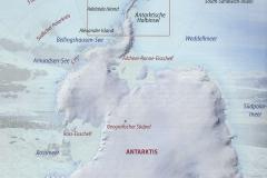 Übersicht Antarktis