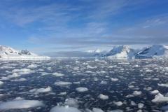 Eisiges Südpolarmeer (Andreas Unterkreuter)