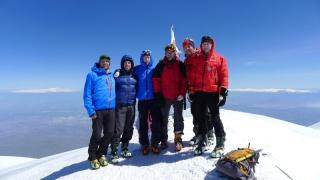 Reise zum Mt. Ararat - Frühjahr 2013