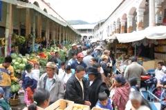 Markt in Otavalo (Foto: Patrick Lamp)