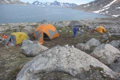 Unser BASECAMP (Foto: Andreas Nothdurfter)