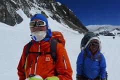 Andy mit seinem Sherpa (Foto Klemens Bichler)