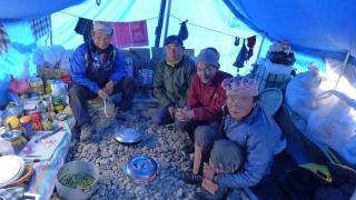 Expedition Shisha Pangma - Frühjahr 2011