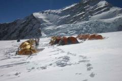 Camp 1 - 6371m - 08-08-2011