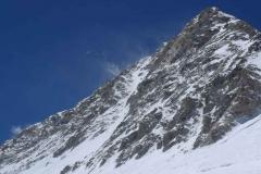 Nordwestwand Shisha Pangma vom Korridor - 16-05-2011