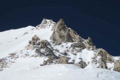 Blick Richtung Gipfel - 17-05-2011
