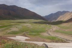 Blick zum Basislager am Alam-Kuh (Andreas Unterkreuter)
