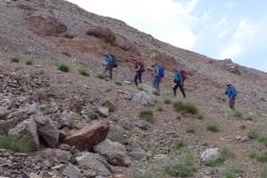 Andys Aufstieg zum Lashkorah 4275m  (Andreas Unterkreuter)