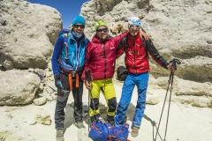 Am Gipfel des Damavand - Anda - Andy - Andi (Andreas Scharnagl)