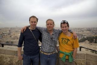 Filmtour für SERVUS-TV nach Israel / Jordanien - Dezember 2013
