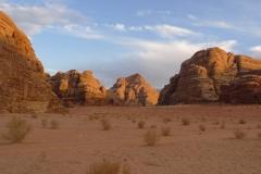 Die besondere Stimmung in Wadi Rum (Foto: Andreas Unterkreuter)