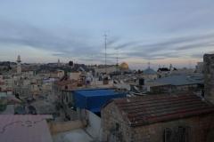 Blick über Jerusalem (Foto: Andreas Unterkreuter)