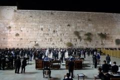 Die Klagemauer in Jerusalem (Foto: Andreas Unterkreuter)