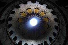 Die Kuppel der Grabeskirche (Foto: Andreas Unterkreuter)