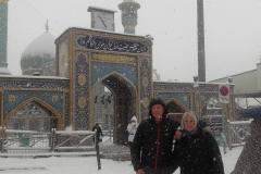 Beim nächsten Besuch im Iran nehmen wir die Tourenski aber wirklich mit (Sabine Holzer)