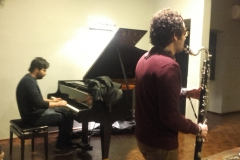 Andy trifft auf eine iranische JazzCombo (Sabine Holzer)
