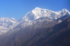 Everest vom Hubschrauber aus (Foto: Wolfgang Klocker)
