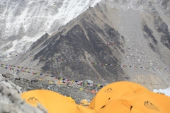 Mt. Everest Basislager (Foto: Daniel Kopp)
