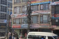 Namche Bazar Stadtleben (Foto: Daniel Kopp)
