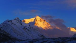 Expedition zum Mt. Everest (Nordseite) - Frühjahr 2015