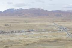 Thingri liegt im tibetischen Hochland (Foto: Wolfgang Klocker)