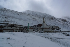 Fahrt zum Everest Base Camp Rongbuk Kloster