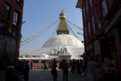 Stupa Bodnath in Kathmandu (Foto: Florian Brunner)