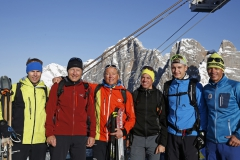 Die Bergstation der Dachsteinseilbahn vor der Dachsteinsüdwand (Herbert Raffalt)