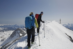 Der Westgrat zur Scheichenspitze (Herbert Raffalt)