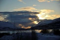Abendstimmung in Norwegen (Foto: Erwin Reinthaler)