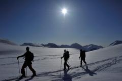 Hochgenuss in der noerdlichen Sonne (Foto: Erwin Reinthaler)
