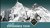 Portrait von Andy für die GORE-TEX® Experience Tour