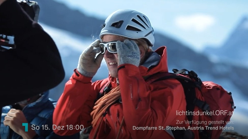 Sport am Sonntag Licht ins Dunkel Trailer Exponat Wiener Stephansdom (Dez 2019)